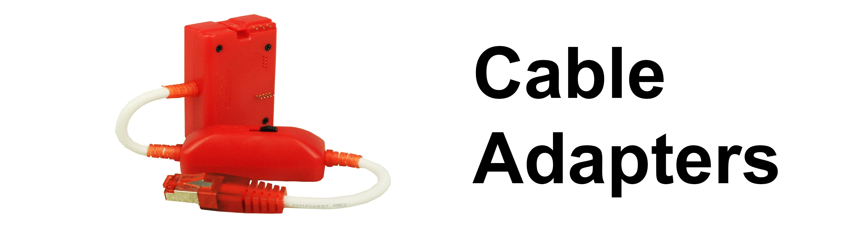 Service Cable For Cable Adapters