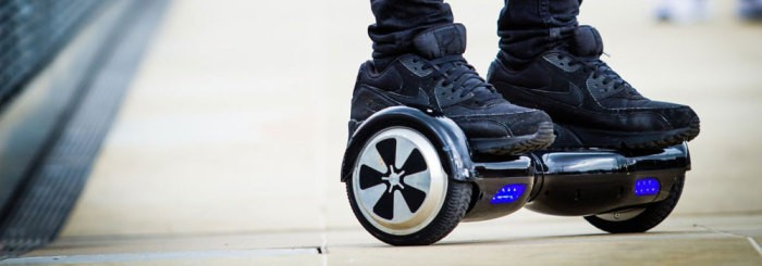 HoverBoard with 6.5 inch wheels