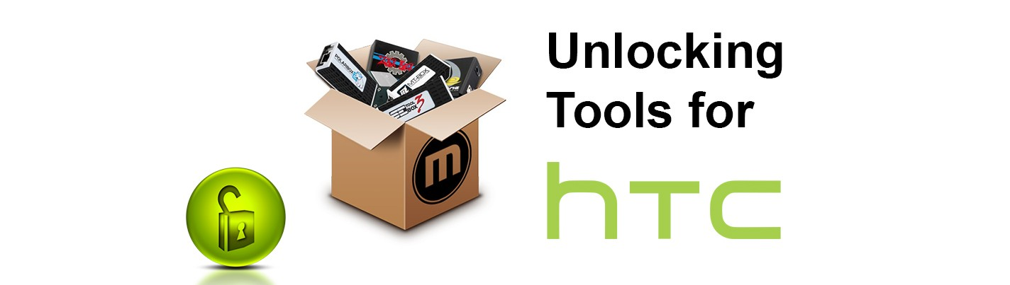Unlocking Tools For HTC