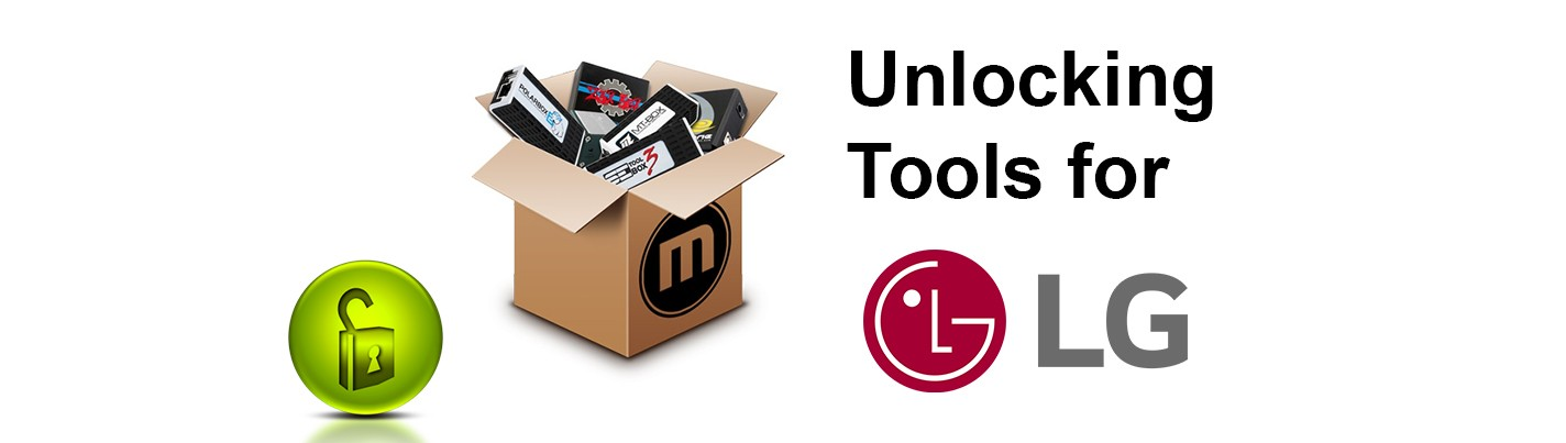 Unlocking Tools For LG