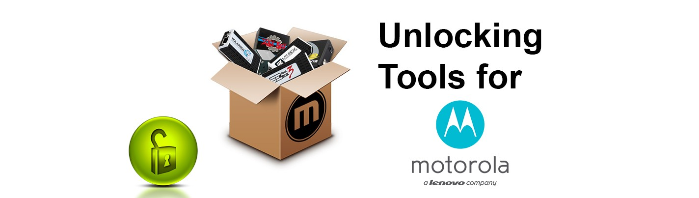 Unlocking Tools For Motorola