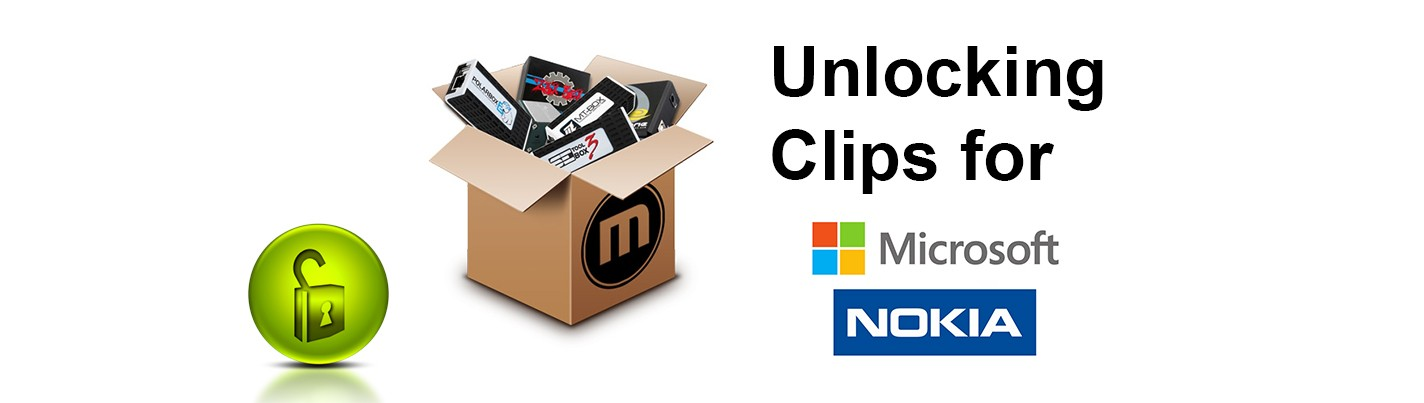 Unlocking Clips For Nokia