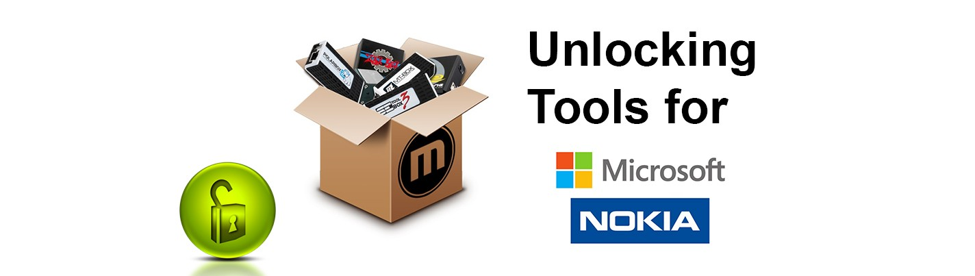 Unlocking Tools For Nokia