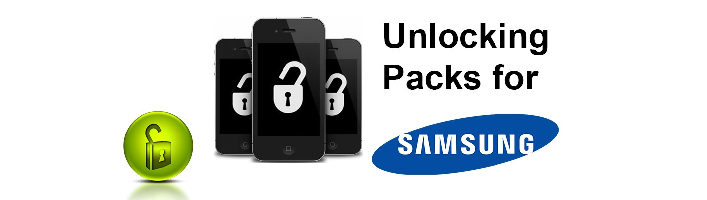 Unlocking Packs For Samsung