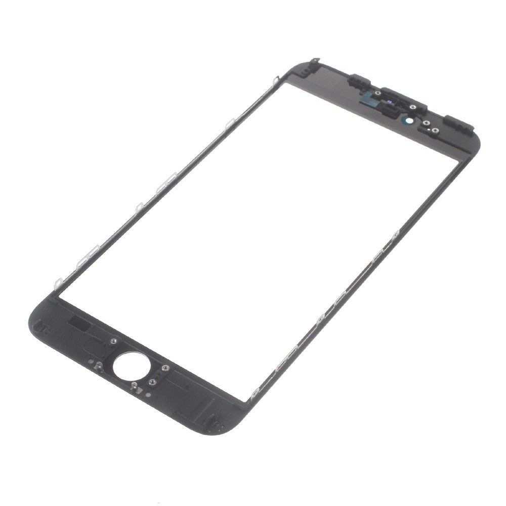 3-in-1 Cold Press Glass Lens on Frame with OCA Layer for iPhone 6s ...