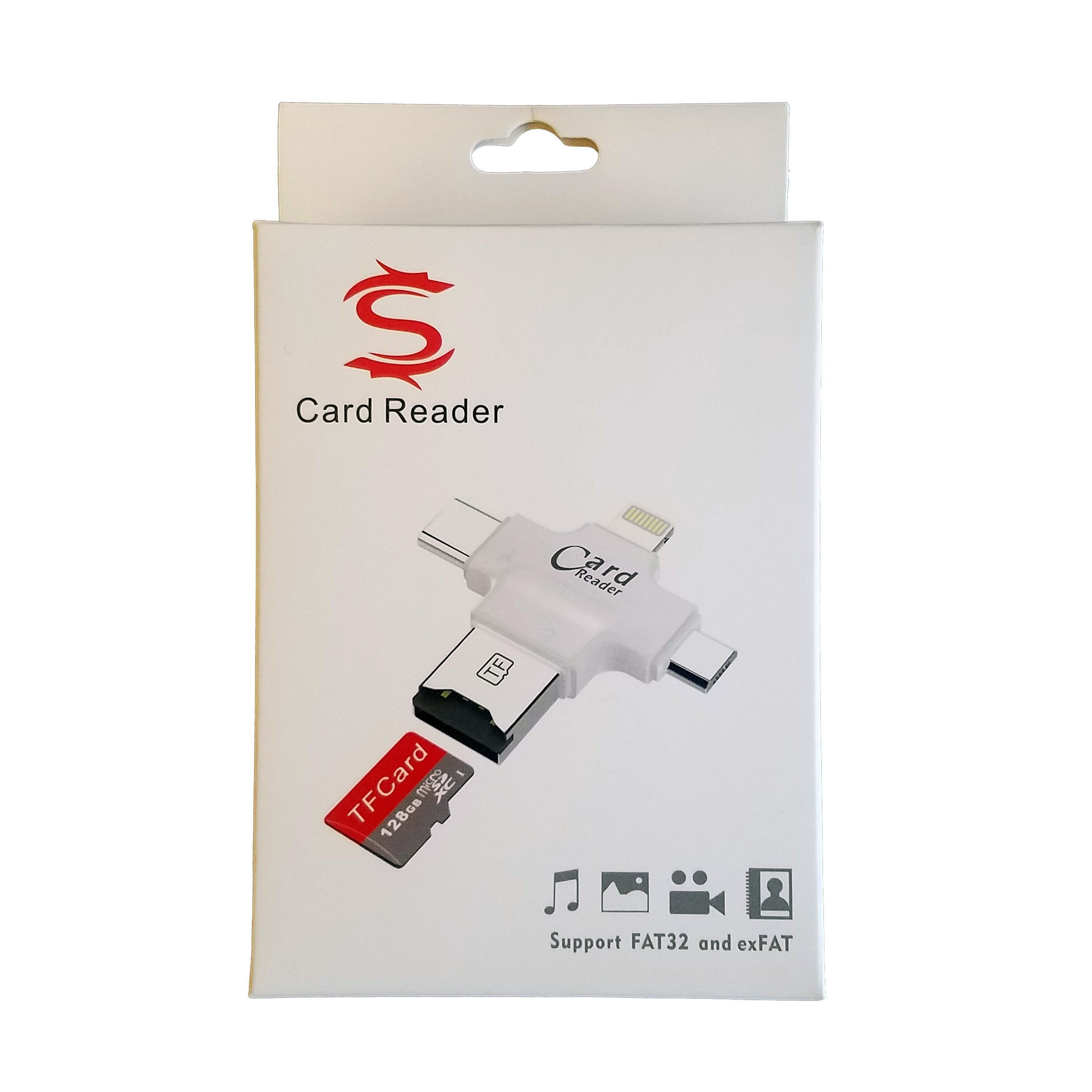 Car Remote Unlocker >> OTG MicroSD Card Reader for iPhone, Galaxy S8 Type-C and ...
