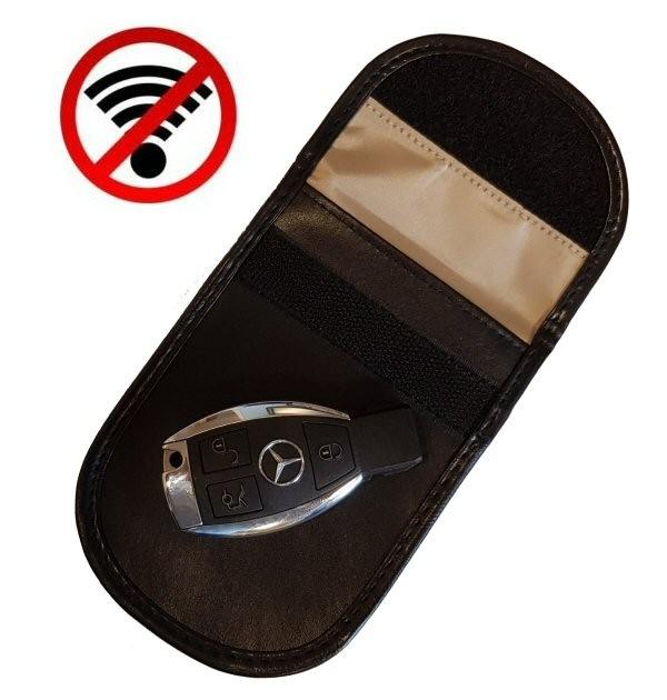 Car Remote Unlocker >> Car Keyless Entry Fob Signal Blocker - Genuine Faraday Bag ...