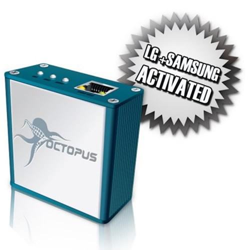 Octopus Box - Samsung and LG Activated
