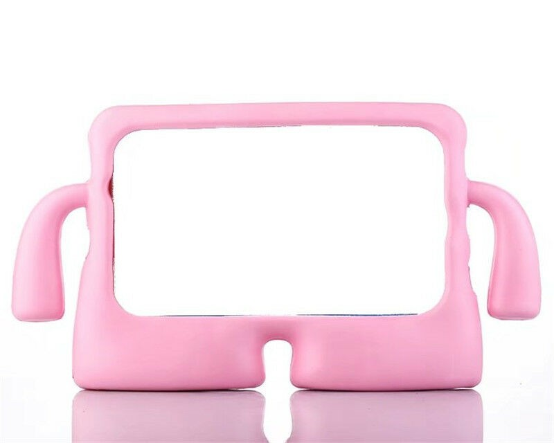 Kids Light Weight Shockproof Case for Samsung Galaxy Tab 7 0 3 A Lite Kids  E T110 - Pink
