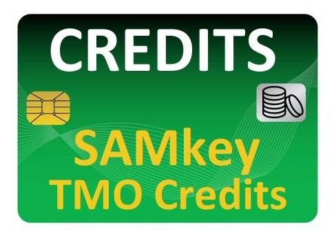 SamKey TMO Credits