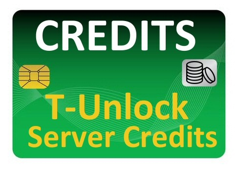 T-Unlock Samsung Network Unlock Server Credits