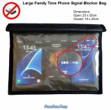 Large Family Time Phone Signal Blocker Bag - Do Not Disturb At Meal Times