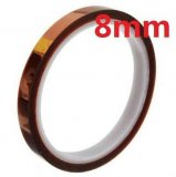 Kapton Heat Resistant Tape 8mm