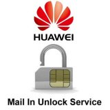 Huawei Network Unlock Service (mail-in service)