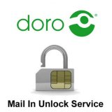 Doro Network Unlock Service (mail-in service)