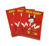 Pack of 3 Hak5 Bash Bunny Stickers