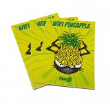 Pack of 3 Hak5 Pineapple Stickers