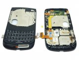 Pack of 2 Mid Board Assembaly with parts for Blackberry 9900