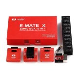 E-Mate X 13 in 1 BGA eMMC Chip Reader Writer Emate