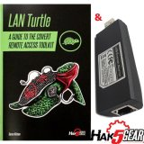 Hak5 Lan Turtle SD + Field Guide
