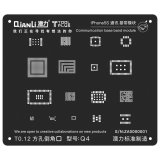 For iPhone 5/5s - QianLi ToolPlus 3D iBlack Stencil Communication Base Band Module
