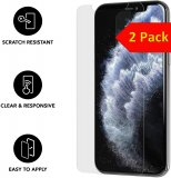 iPhone 11 Pro / X / Xs - Twin Pack of 2 X Tempered Glass Screen Protectors