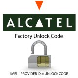 Alcatel Unlock Codes