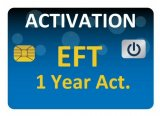 1 Year Activation For EFT Dongle
