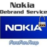 Nokia Debrand & Unlock by post Service