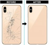 Back Glass Replacement Service For - iPhone 8, 8 Plus, X, XS, XR, XS-Max, 11, 11 Pro, 11 Pro Max 12, 12 Pro, 12 Mini, 12 Pro Max