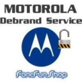Motorola Debrand & Unlock by post Service