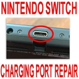 Nintendo Switch Charging Port Repair Service