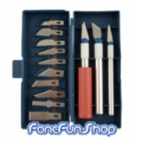 13pcs in 1 Precision Knife Set
