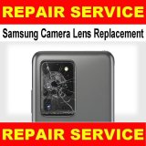 For Samsung Galaxy S20 Ultra SM-G988F Rear Camera Lens Replacement Service