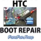 HTC Boot and Software Repair Service (mail in repair service)