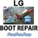 LG Boot and Software Repair Service (mail in repair service)