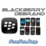 BlackBerry Debrand Service (mail in service)