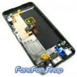 Blackberry Z10 Complete lcd and digitzer with frame in black