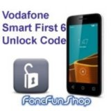 Vodafone Smart First 6 Unlock Code