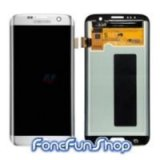 LCD Screen and Digitizer for Samsung Galaxy S7 Edge - Silver