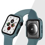 For Apple Watch Series 5 4 44mm - Full Body Cover Case / Screen Protector - Beryl