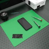 2UUL Heat Resistant Silicone Work Mat in Green
