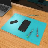 2UUL Heat Resistant Silicone Work Mat in Blue