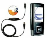 Samsung D800 USB Data Cable and PC Suite 3.1 CD