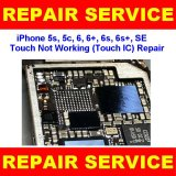 iPhone 5s, 5c, 6, 6+, 6s, 6s+, SE Touch IC Replacement Service