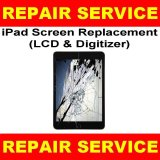 "iPad Pro 12.9"" 2nd Gen (A1670 / A1671) Lcd and Touch Screen Digitizer Repair Replacement Service"