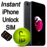 Instant iPhone Unlock SIM For iPhones Latest iOS 2020 V3
