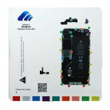 For iPhone 4 - Magnetic Repair Training Screw Mat