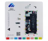For iPhone 4s - Magnetic Repair Training Screw Mat