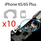Pack of 10 x Plastic Holder Brackets for iPhone 6S/6S Plus Camera and Proximity Light Sensor